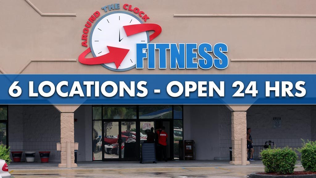 ATC Fitness Locations
