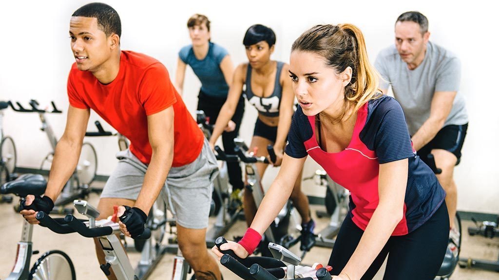 Around the Clock Fitness | Cycle Studios