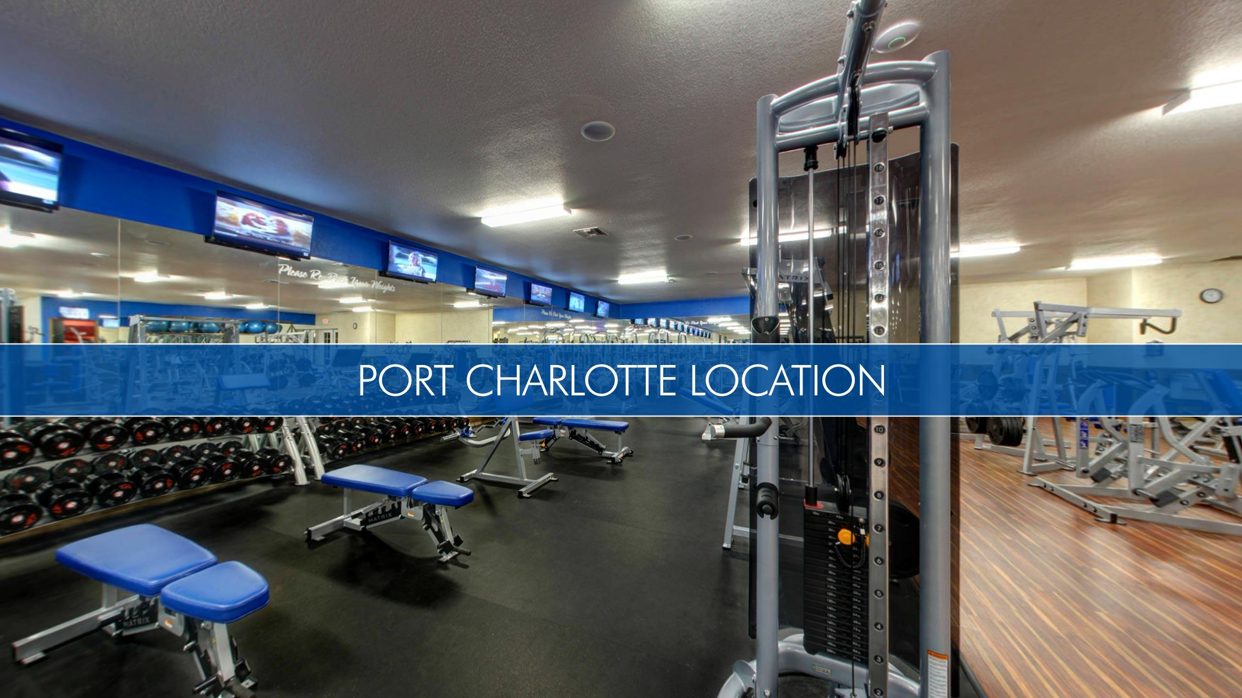 Port Charlotte Location