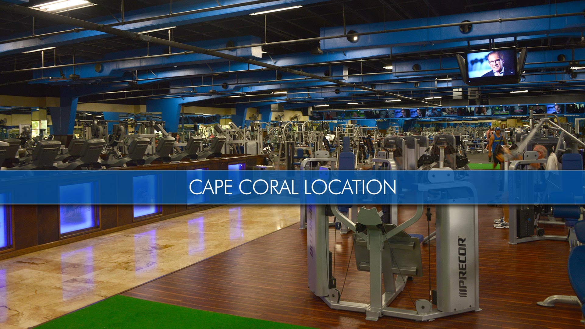 ATC Fitness Cape Coral Location