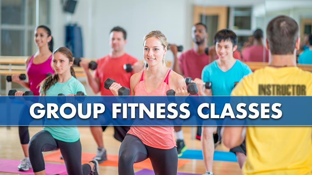 Fitness classes near me