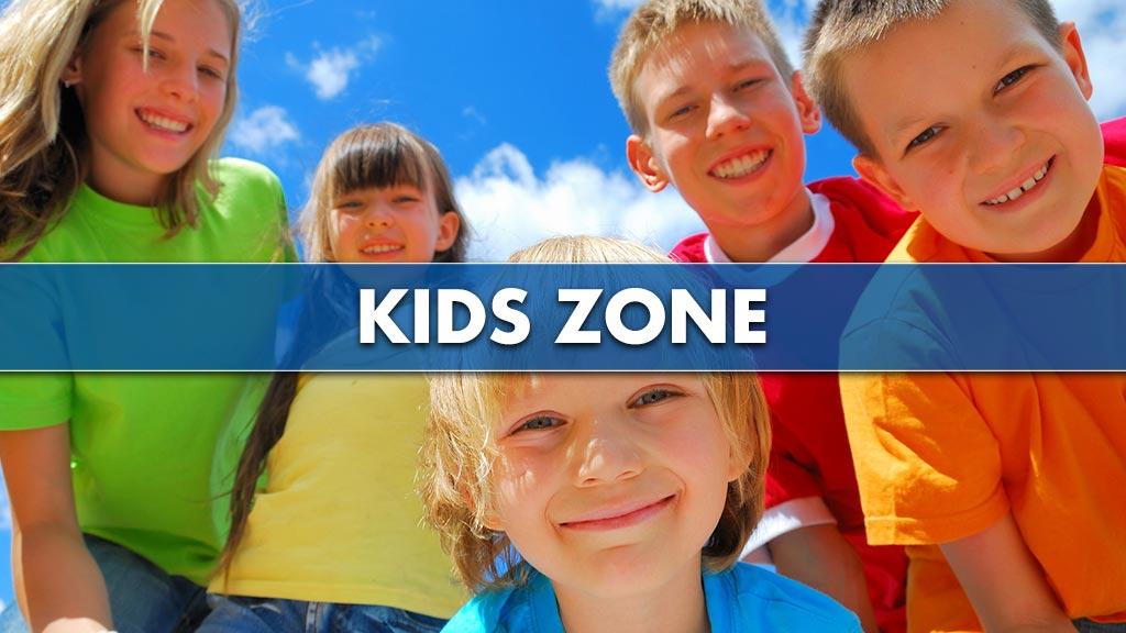 Kids Activities Kids Zone Around The Clock Fitness