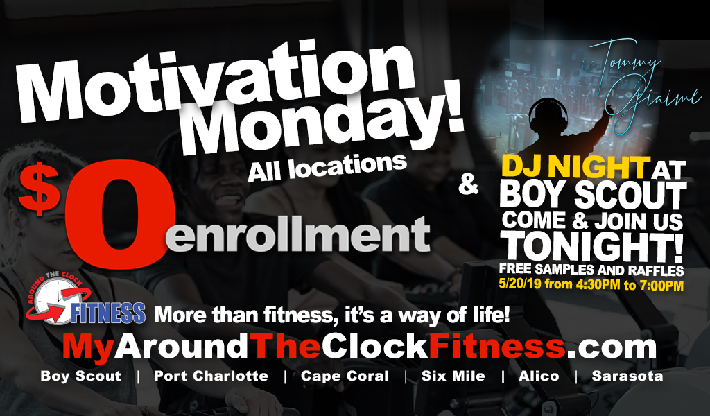 Motivation Monday! – Boy Scout – Around the Clock Fitness