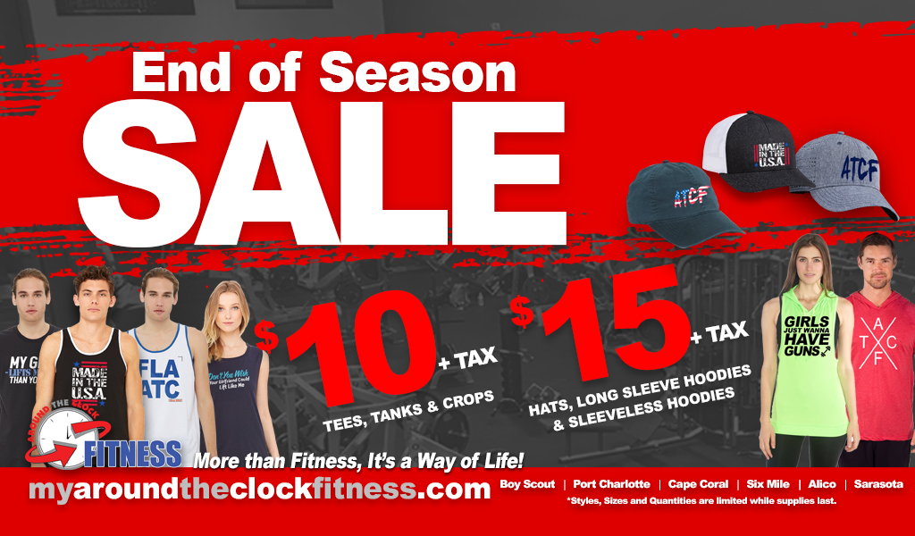 ATC End of Season SALE!